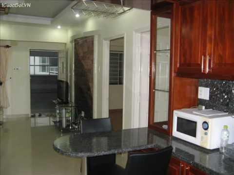 Cho thue can ho h3 hoang dieu,2 phòng ngủ , nội thất đầy đủ wmv