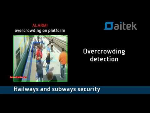 Aitek  - Video Analysis for the security of roads and railways