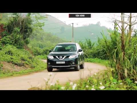 Trải nghiệm Nissan X-Trail hoàn toàn mới mạnh nhất phân khúc Crossover tại Việt Nam