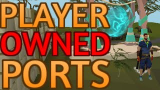 Player Owned Ports Guide: Free Armor And Money Making