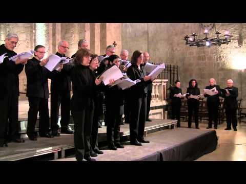 Canción 10 Concierto de órgano, canto gregoriano y polifonia