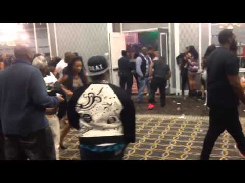 CIAA SHOOTING FOOTAGE AT DIDDY'S PARTY 2014