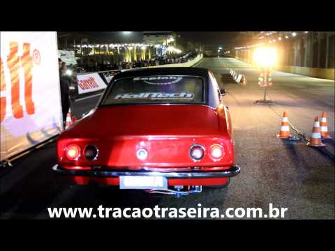 Drag Race 2014 - 6ª etapa - Opala 6cil turbo sem embreagem - Interlagos 9SP)