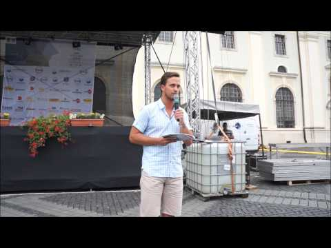 UCI Cycling Tour of Sibiu 2014 - presented by Elod Pal-Pal