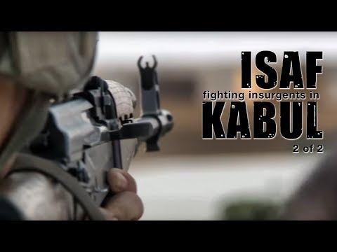 NATO in Afghanistan - ISAF fighting insurgents in Kabul (2/2)