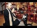 Kỳ Lạ Chú Chó Biết Chấp Tay Quỳ Lạy Phật Và Biết Ăn Chay [Tin mới Người Nổi Tiếng]