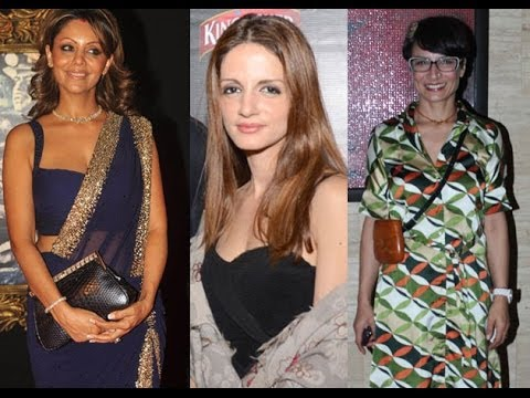 7 Most Powerful Bollywood Star Wives│Gauri Khan, Kiran Rao, Malaika Arora Khan