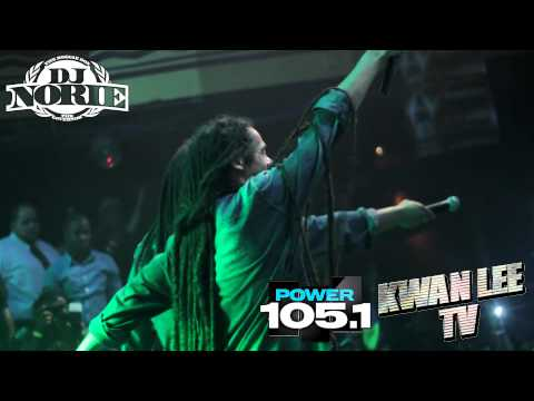 Stephen And Damian Marley Performing At Webster Hall 9-4-2011