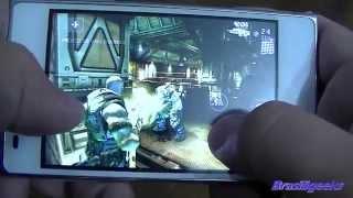 Teste De Jogos No LG L5