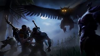 Dauntless - Announce Trailer