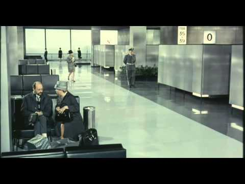 Playtime (1967) Jacques Tati opening