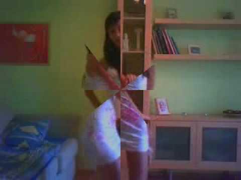Ridiculously hot latina girl dancing not asian original
