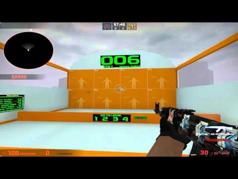 1TapElite Challenge #2: PhyseX vs EVIL on training_aim_csgo