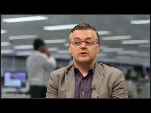 Entrevista com o Dr. Daniel Martins de Barros