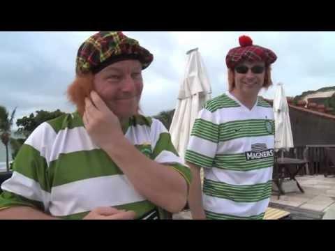 Celtic-Fans für Giorgios Samaras: Hellas statt Schottland   Costa Rica - Griechenland   WM 2014