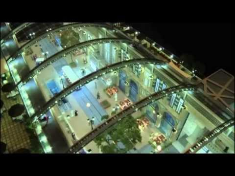 Dubai's Mall of the World.