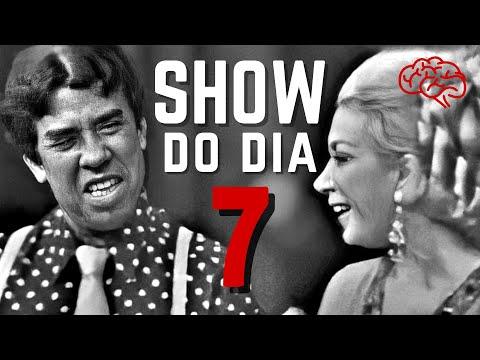 Show do Dia 7 (1969) - Zeloni, Walter D'Ávila, Renata Fronzi