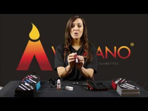 Introduction to the Inferno - Volcano EU - E-Cigarette