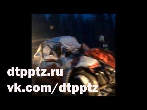 Трагическое ДТП за Колатсельгой. Погибли три человека