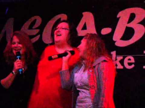 Karaoke Night with Videos and pics at Mega-Bites in Crossville,TN on 10-17-13