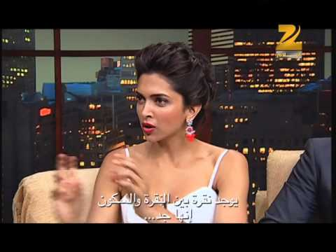 Deepika Padukone & Ranveer Singh on Aalam Bollywood - Part 2