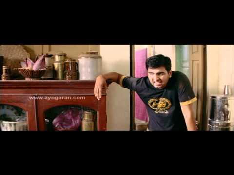 Super Hit Santhanam and vivek Comedy from Kireedam Ayngaran HD Quality