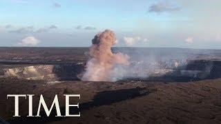 Hawaii's Volcano Causes Mass Evacuations: Here's The Latest On The 2018 Kilauea Eruption | TIME