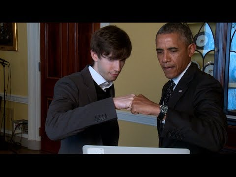 Behind the Scenes at the First-Ever White House Tumblr Q&A