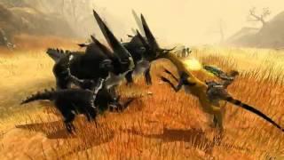 Dino Storm Pierwszy Trailer Do Gry 3D O Dinozaurach Na