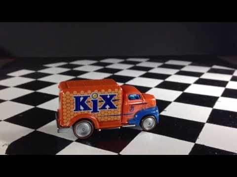 Hot Wheels 2013 Pop Culture General Mills Kix 49 Ford Coe