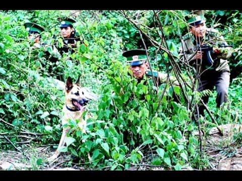 Đối mặt đấu súng với trùm ma túy Thao Văn Sung