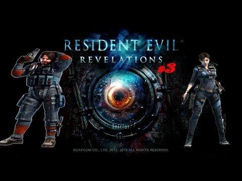 Resident Evil Revelations #3 Lobos Malditamente Malditos