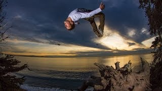 Extreme Free Running, Parkour, Stunts, Acrobatics