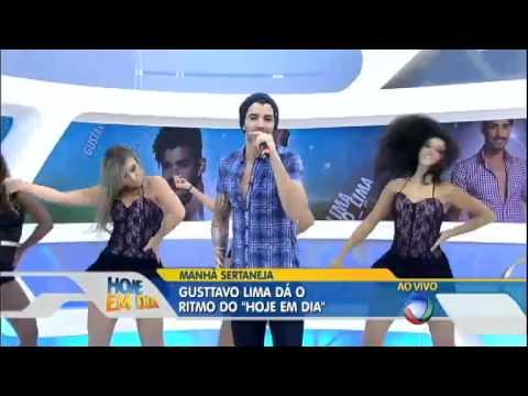 Gusttavo Lima - Tô Solto Na Night - Hoje em Dia 15/04/2014