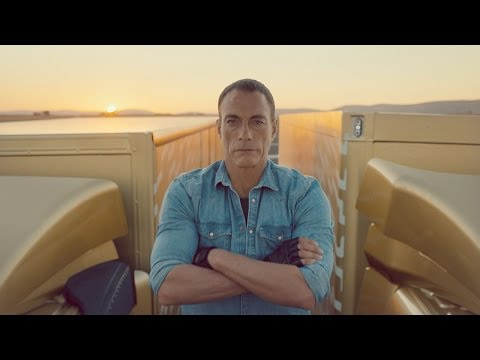 Thumbnail image for 'Volvo Trucks - The Epic Split feat. Van Damme (Live Test 6)'