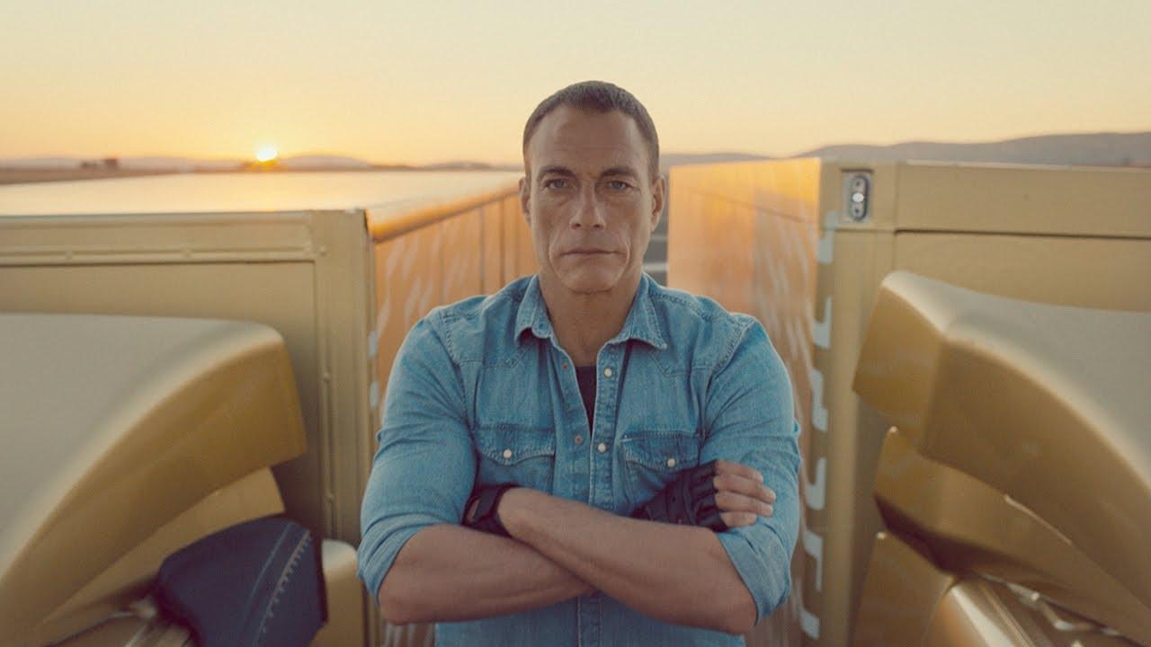 Publicité Volvo Trucks et Jean-Claude Van Damme