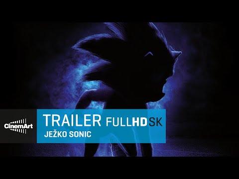 Ježek Sonic - trailer na film