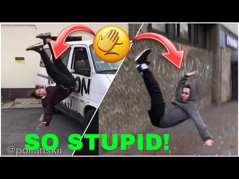ACTION COMEDY *POLIANSKII 2020* PARKOUR and FREERUNNING COMPILATION