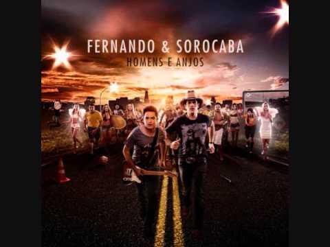 Fernando & Sorocaba - Face da lua (Lançamento 2013 - CD Homens e Anjos)