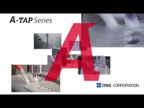 OSG EXOTAP® A-TAP® - Product Overview