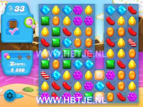 Candy Crush Soda Saga level 43