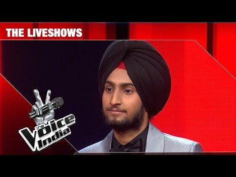 Parakhjeet Singh - Performance - The Liveshows Episode 27 - March 11, 2017 - The Voice India Season2