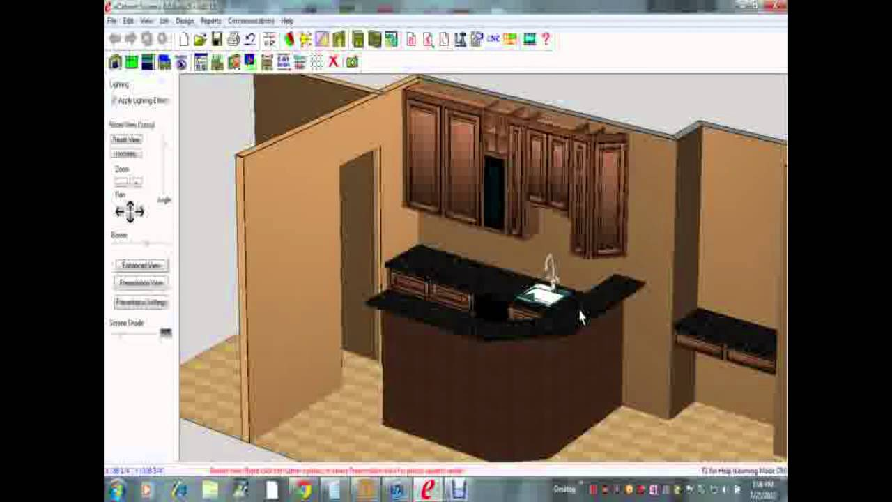 Cabinet Design Software Youtube