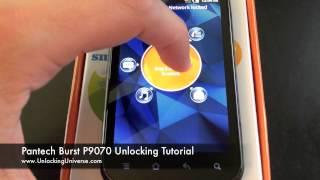 How To Unlock Pantech Burst P9070 For All Gsm Carriers