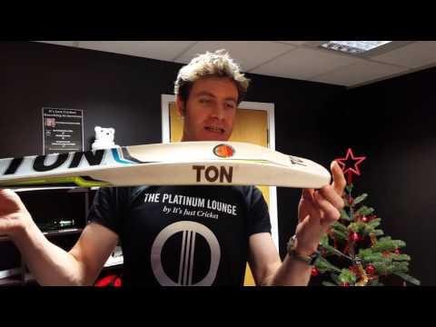 TON Vision Players Cricket Bat