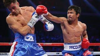 Manny Pacquiao Vs Chris Algieri Full Fight (Analysis