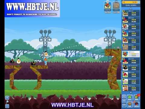 Angry Birds Friends Tournament Week 81 Level 3 high score 164k (tournament 3)
