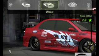 How To Make All Fast And Furious Tokyo Drift Cars On Need For