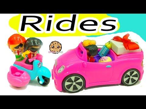 Airplanes, Sport Car, Bikes + More for Littlest Pet Shop, Gift Em Dolls + Surprise Blind Bags