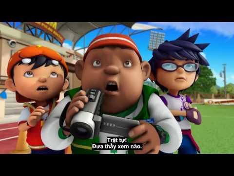 [ Vietsub ] BoBoiBoy - Phần 2 - Tập 3a